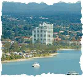 Crystal Bay Resort - Tourism Caloundra