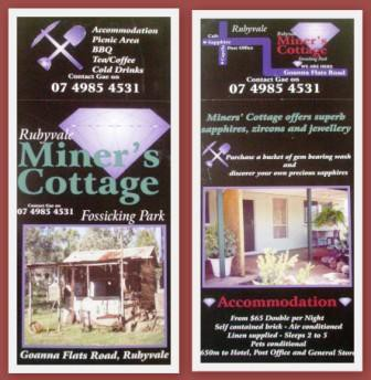 Miner's Cottage - Tourism Caloundra