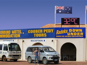 Radeka Downunder Underground Motel and Backpacker Inn - Tourism Caloundra