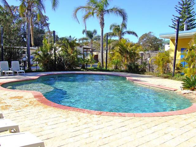 Birubi Beach Holiday Park - Tourism Caloundra