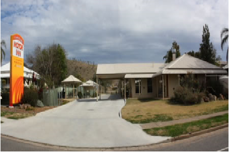 Country Roads Motor Inn - Gayndah - Tourism Caloundra