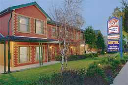 Footscray Motor Inn  Serviced Apartments - Tourism Caloundra