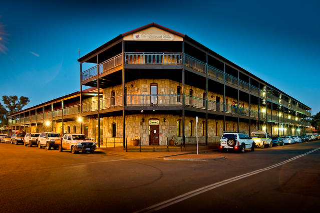 The Esplanade Hotel Port Hedland - Tourism Caloundra
