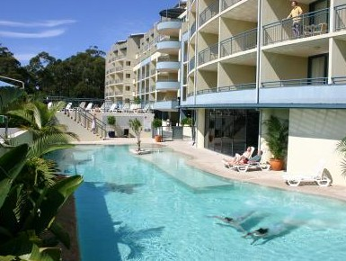 The Landmark Resort - Tourism Caloundra