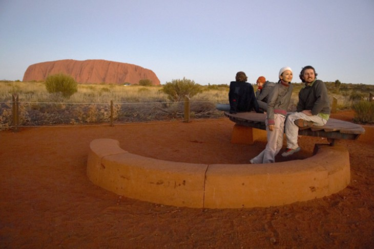 Ayers Rock - Outback Pioneer Lodge - Tourism Caloundra