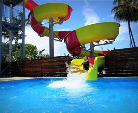 BIG4 Capricorn Palms Holiday Village - Tourism Caloundra