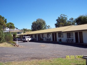 Killarney Sundown Motel and Tourist Park - Tourism Caloundra
