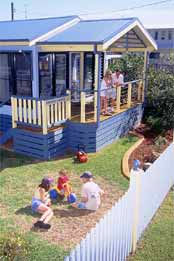 Werri Beach Holiday Park - Tourism Caloundra