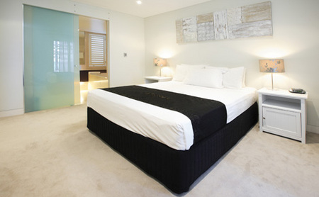 Manly Surfside Holiday Apartments - Tourism Caloundra