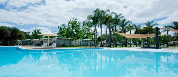 Berri Riverside Holiday Park - Tourism Caloundra