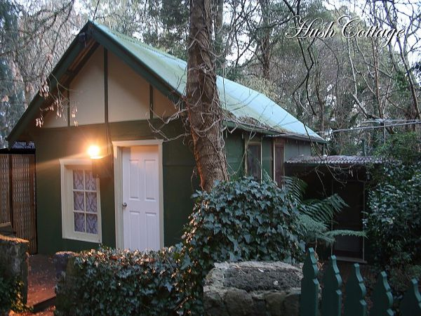 Lotus Lodges Hush Cottage  Charmed Cabin