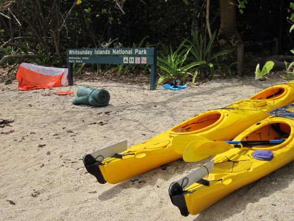 Molle Island National Park Whitsundays National Park Camping Ground - Tourism Caloundra