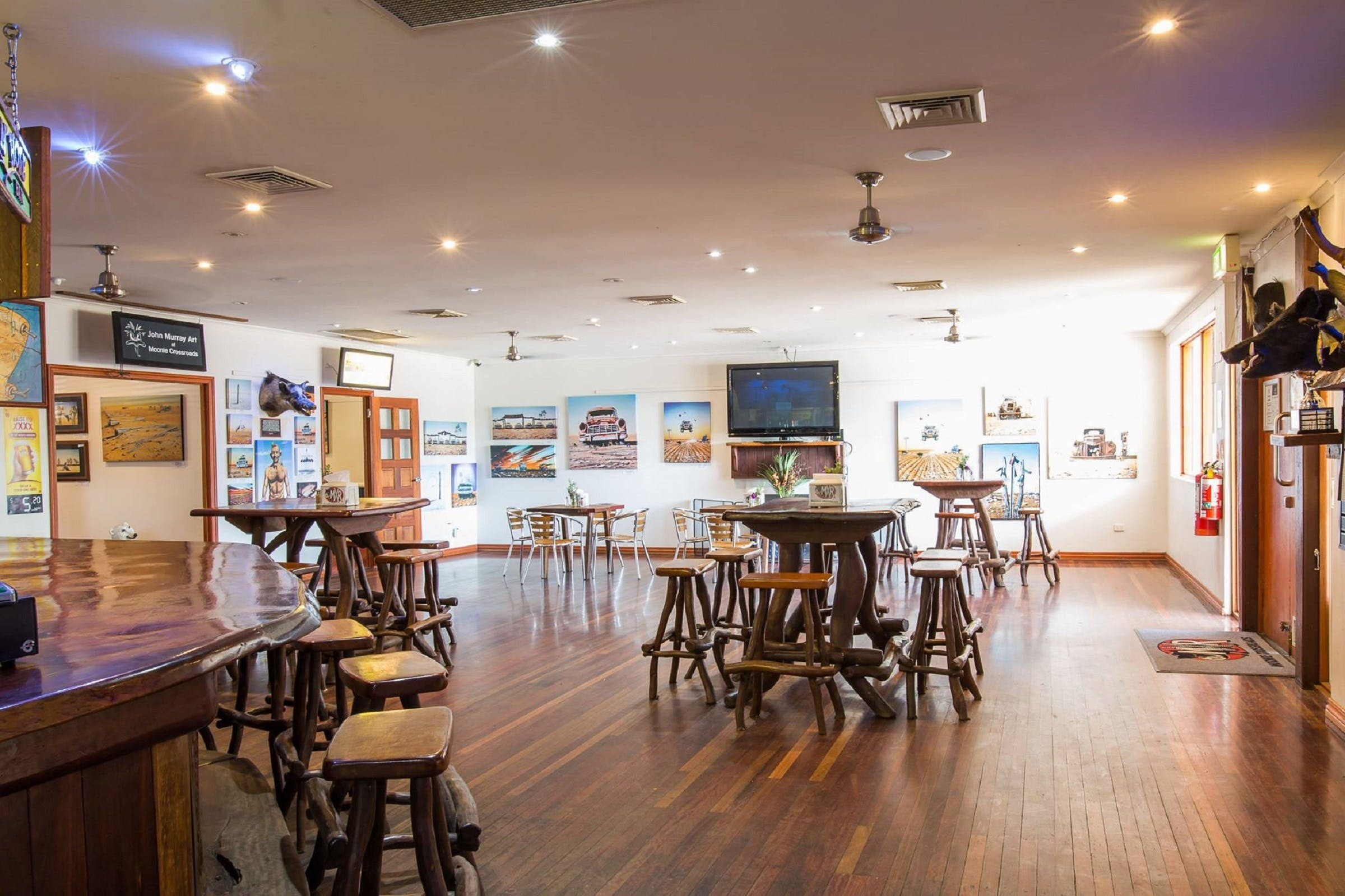 Moonie Crossroads - Tourism Caloundra