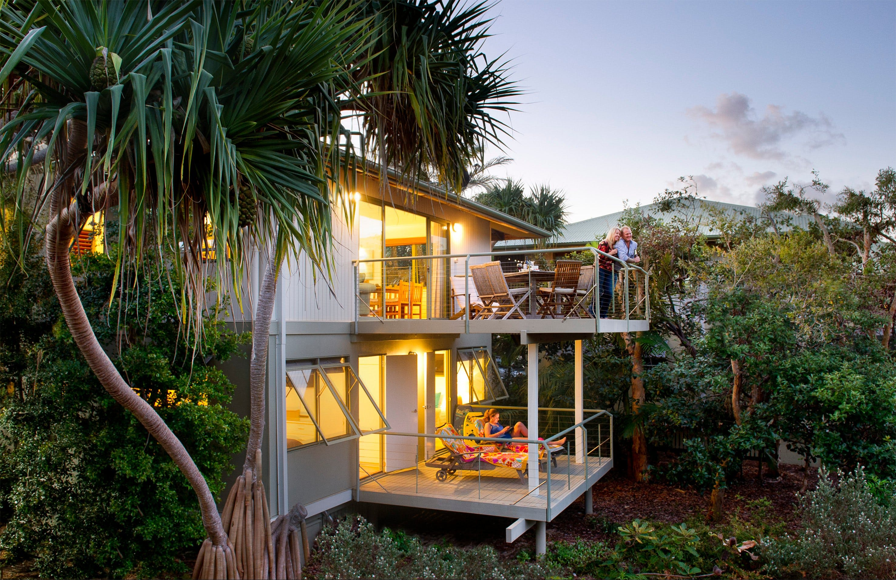 The Retreat Beach Houses - Tourism Caloundra