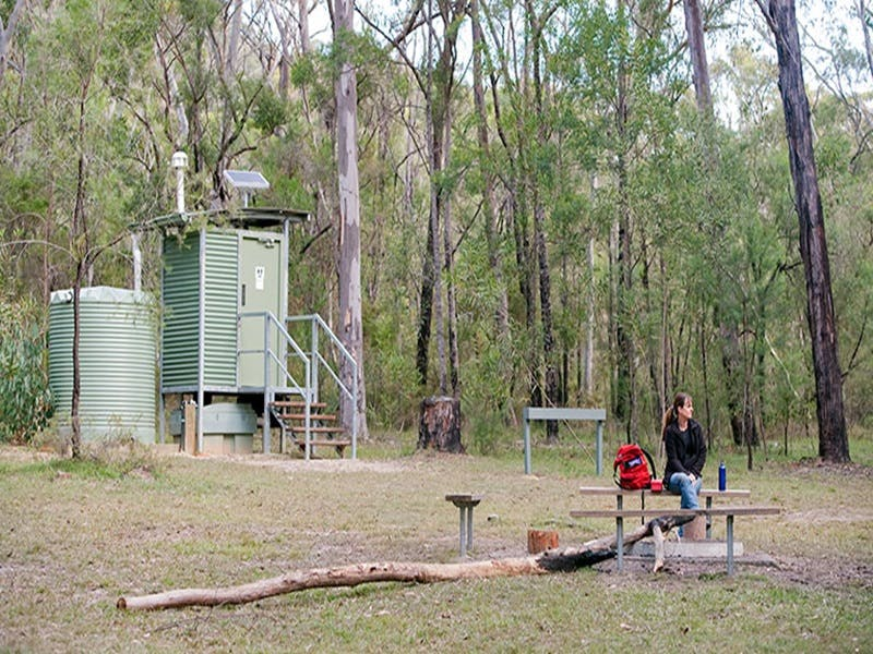 Ten Mile Hollow campground - Tourism Caloundra