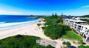 The Beach Cabarita - Tourism Caloundra
