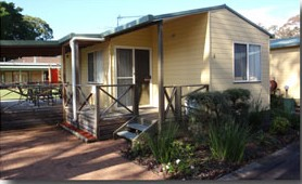 Bays Holiday Park - Tourism Caloundra