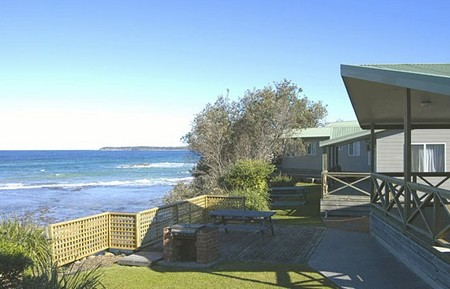 Berrara Beach Holiday Chalets - Tourism Caloundra