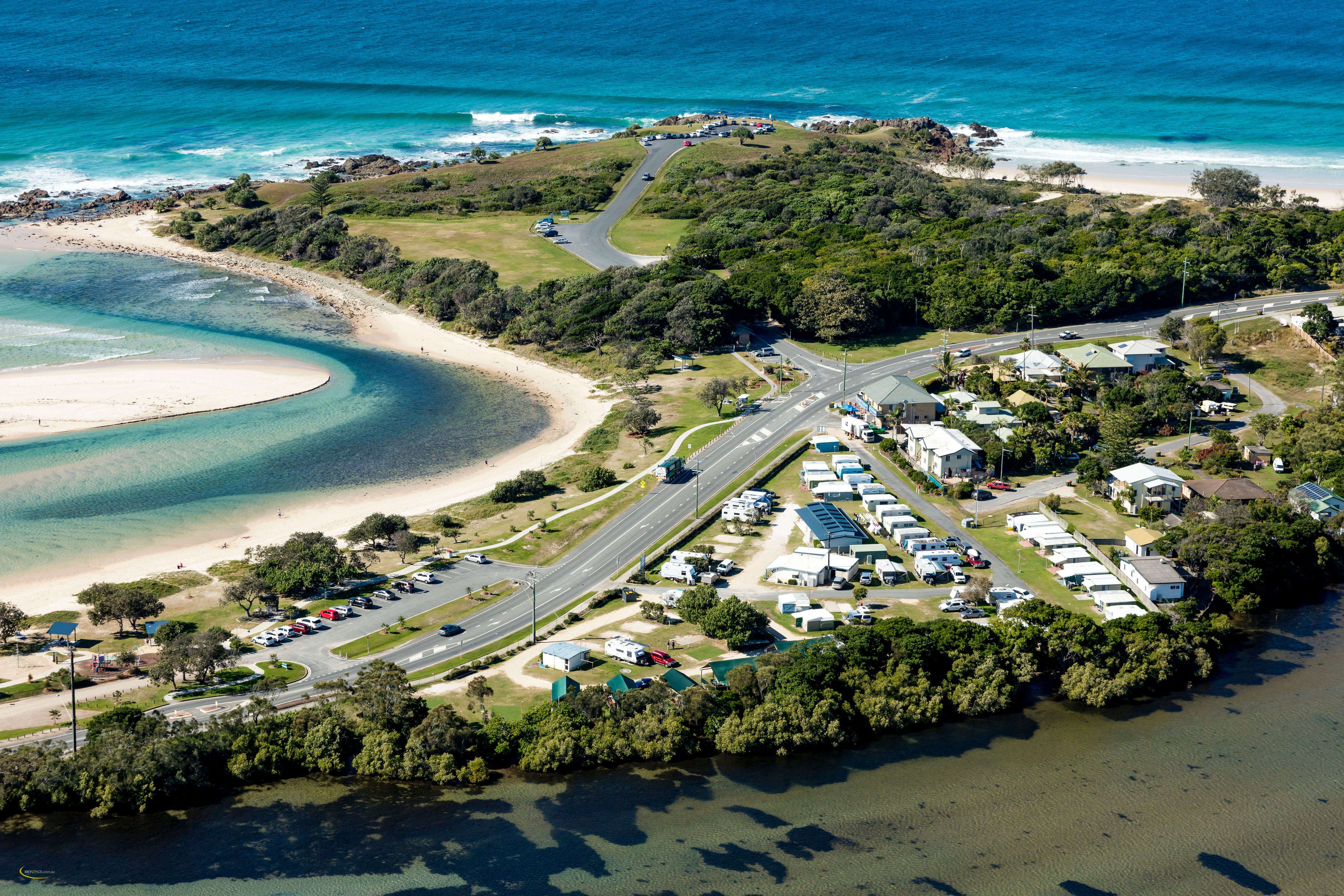 Tweed Holiday Parks Hastings Point - Tourism Caloundra