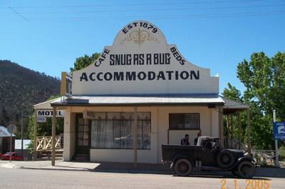 Snug as a Bug Motel - Tourism Caloundra