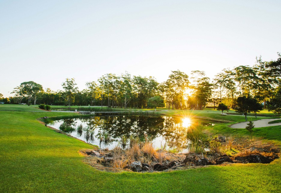 Tallwoods Golf Course and Resort - Tourism Caloundra