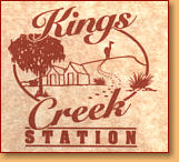 Kings Creek Station - Tourism Caloundra