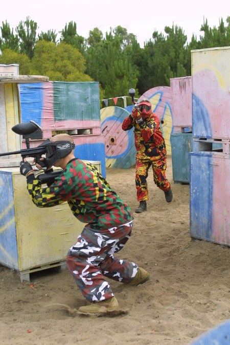 Paintball Skirmish Perth - Tourism Caloundra