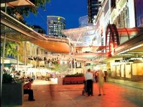 Queen Street Mall - Tourism Caloundra