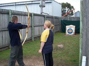 Bairnsdale Archery Mini Golf  Games Park