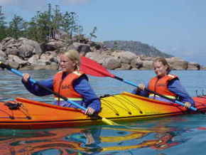 Magnetic Island Sea Kayaks - Tourism Caloundra