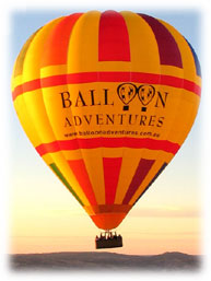 Balloon Adventures Barossa Valley - Tourism Caloundra