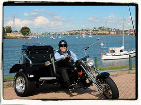 Charter Wheels - Tourism Caloundra