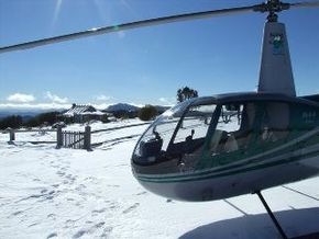Alpine Helicopter Charter Scenic Tours - Tourism Caloundra