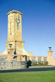Fremantle War Memorial - Tourism Caloundra