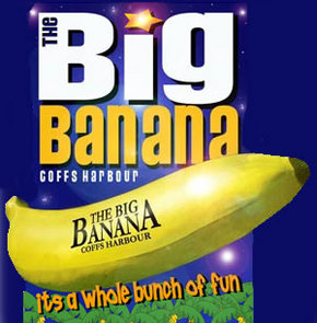 Big Banana - Tourism Caloundra