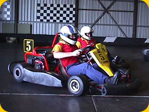 Indoor Kart Hire - Tourism Caloundra