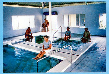 Innot Hot Springs Leisure  Health Park - Tourism Caloundra