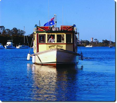 Bundy Belle River Cruise - Tourism Caloundra