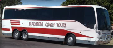 Bundaberg Coaches - Tourism Caloundra