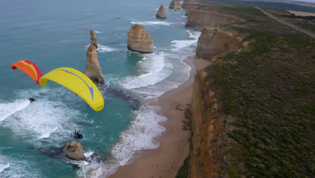 Airsports Adventure Flights - Tourism Caloundra
