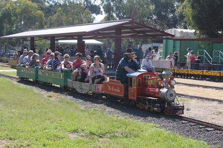 Altona Miniture Railway - Tourism Caloundra