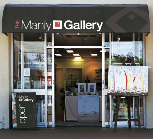 The Manly Gallery - Tourism Caloundra