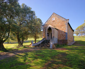 St Saviours Church Katrine - Tourism Caloundra