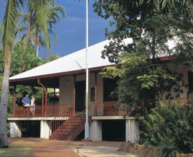 The Courthouse Broome - Tourism Caloundra