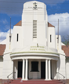 Guildford Town Hall - Tourism Caloundra