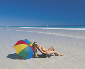 Cable Beach - Tourism Caloundra