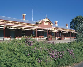 Old Railway Station Museum - Tourism Caloundra