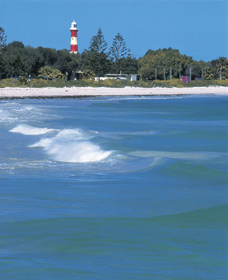 Pages Beach - Tourism Caloundra