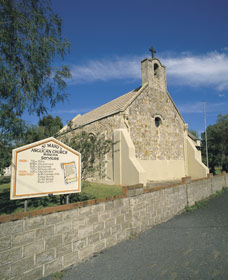 St Mary's Anglican Church - Tourism Caloundra