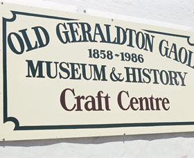 Old Geraldton Gaol Craft Centre - Tourism Caloundra